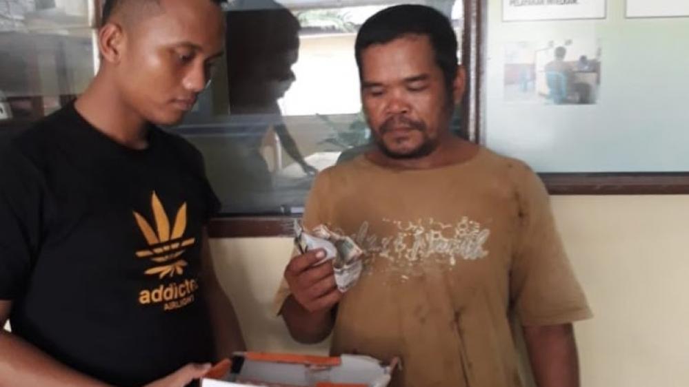 Polsek Prapat Reskrim Amankan Seorang Pelaku Pungli