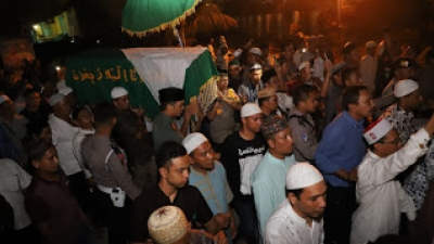 Kapolda Sumut: Alfatihah Untuk Almarhum Ibunda Abdul Samad