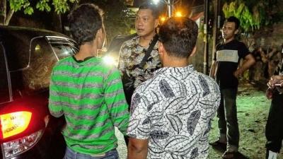 Polisi Dilempari Batu Saat Gerebek Dua Lokasi Kampung Narkoba Di Desa Tembung