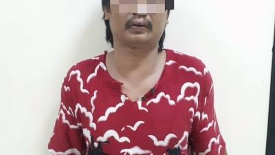 Bawa Lari Dua Wanita, Satu Dibunuh,Roy Dibekuk Satreskrim Polresta Tangerang