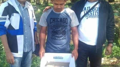 Polsek Bandar Pasir Berhasil Mengamankan Seorang Pelaku Pungli Di Jalan Lintas
