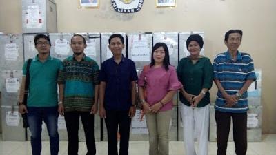 Rekapitulasi PPK Selesai, 5 Juli KPU Labura Rekap Kabupaten