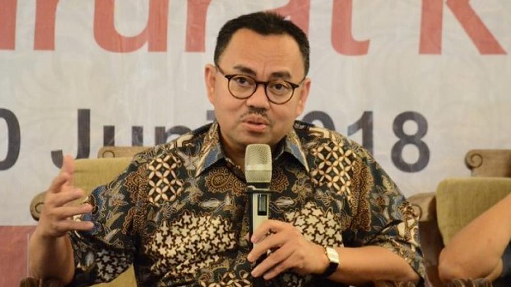 Diduga Korupsi, Sudirman Said Dilaporkan ke Bareskrim Polri