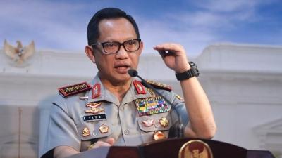 Kapolri Terbitkan 14 Larangan bagi Anggotanya pada Pemilu 2019