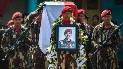 Penembakan KKB selama Maret, 3 Prajurit TNI dan 3 Brimob Polri Gugur