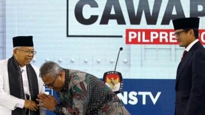 TKN : Jokowi -Ma'ruf Tawarkan Program Realistis, Sandiaga Ceritakan Program Oke Oce yang Gagal