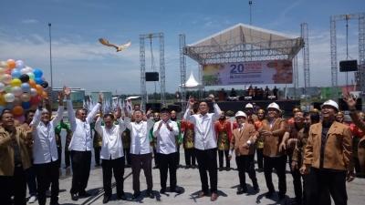 Etos Kerja Positif, Jujur, Tulus dan Ikhlas HUT SPBun PTPN III Ke-20 Tahun