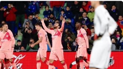 Messi Main 29 Menit, Barcelona Menang dan Bisa Juara dalam Hitungan Jam