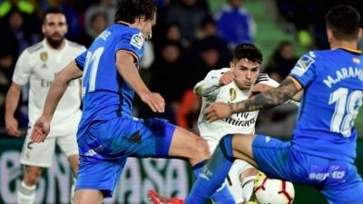 Getafe Vs Real Madrid, Zidane Marah Melihat Hasil Pertandingan