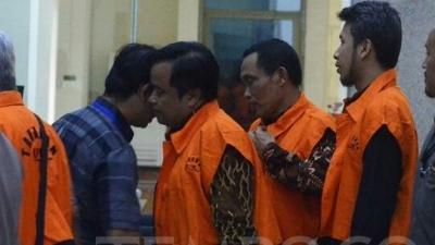 KPK Jebloskan 10 Bekas Anggota DPRD Malang ke Bui