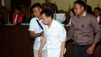 Setya Novanto Terlihat di Restoran Padang RSPAD, Langgar Prosedur?