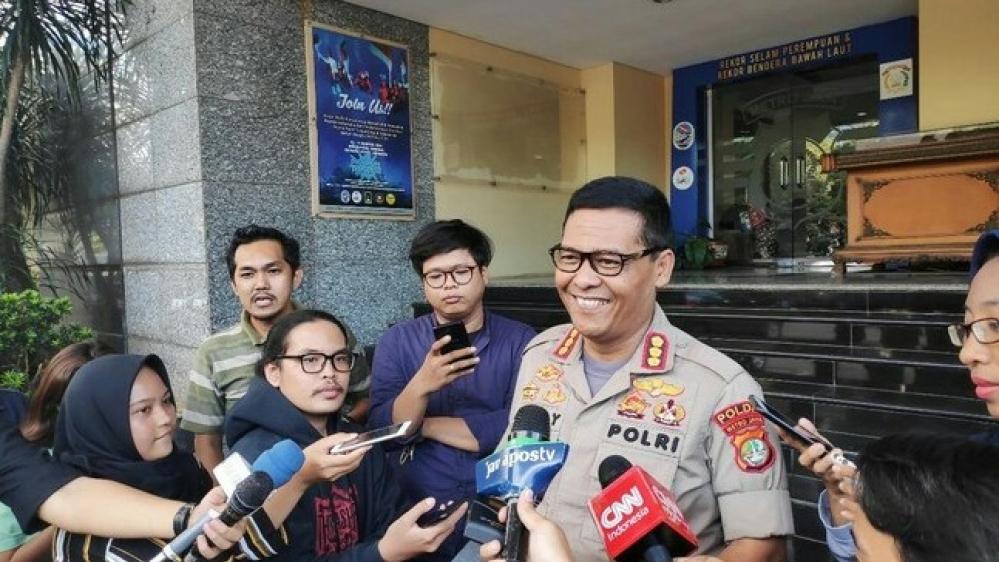 Polisi Benarkan Eggi Sudjana Ditahan atas Kasus Makar