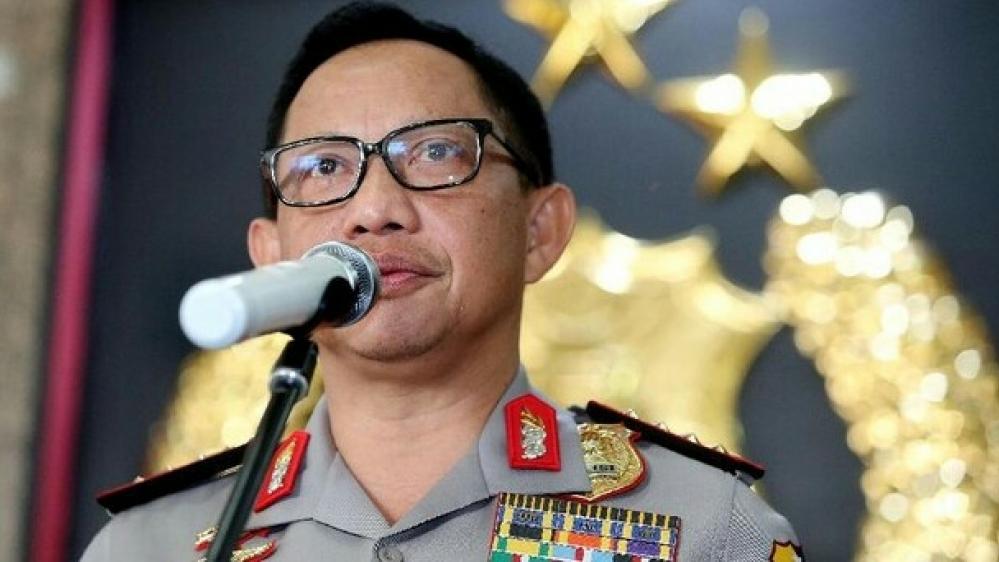 Kapolri Pastikan Pengamanan Maksimal pada Pengumuman KPU 22 Mei