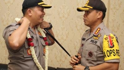 Kombes Abdul Karim Jabat Kapolres Metro Tangerang