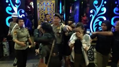 10 Tempat Hiburan di Pekanbaru Dirazia Polda Riau, 23 Orang Diamankan