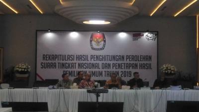 Saksi BPN Prabowo-Sandi Tolak Tanda Tangan Rekapitulasi Suara di Sulsel Meski Unggul