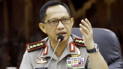 Kapolri Jenderal Tito Mendapat Ancaman Bom Molotov, Ini yang Akan Dilakukan Siber Bareskrim