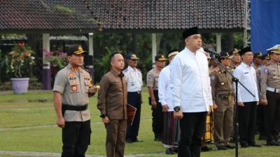 Amankan Lebaran, Polresta Tangerang Terjunkan 645 Personel