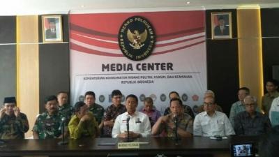 Kapolri Ungkap Pejabat Diancam Dibunuh: Wiranto, Luhut, KaBIN