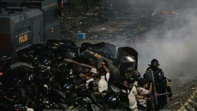 Kapolri: Polisi Selidiki Kronologi Aksi 21-22 Mei