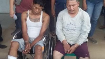 sindikat Curanmor Berhasil Ditangkap Tim Gabungan Sat Reksrim Polres Asahan Dan III Jatanras Polda Sumut