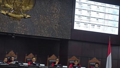 Tutup Sidang Sengketa Pilpres, Ketua MK Janji Bakal Mencari Kebenaran dan Keadilan