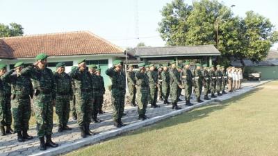 Kodim Surakarta Gembleng Prajuritnya dengan Latihan Permildas,Ini Tujuannya