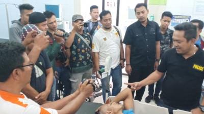Kabur ke Riau, Polisi Tangkap dan Tembak Pelaku Pembakar Ibu Tiri
