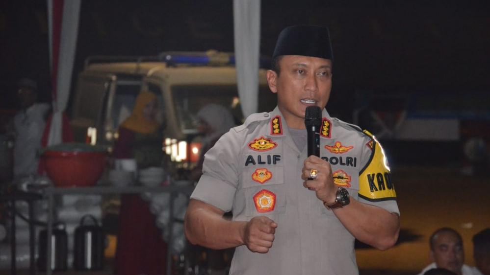 Bakal Ada Panjat Pinang di Hari Bhayangkara Polresta Tangerang