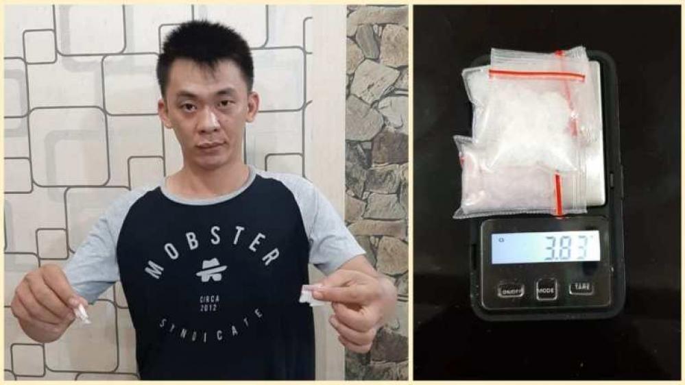 Lagi, Polres Asahan Berhasil Amankan Pelaku Penyalahgunaan Narkotika