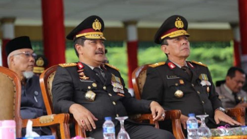 Ada Lima Instruksi Presiden Dibacakan Saat Upacara Hari Bhayangkars ke-73 di Medan