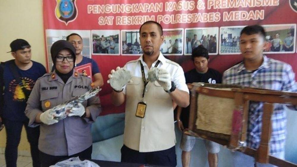 Kasatreskrim Polrestabes Medan AKBP Putu Yudha Tindak Tegas Pelaku Kejahatan