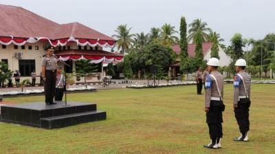 Dua Lagi Personel Polres Aceh Utara diberhentikan Tidak Hormat