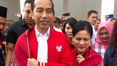 Jokowi: Kan Memang dari Dulu Saya Bilang Ibu Kota Pindah ke Kalimantan...