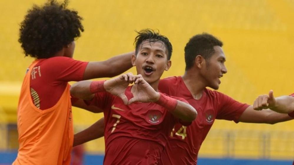 Timnas Indonesia ke Semifinal Piala AFF U-18