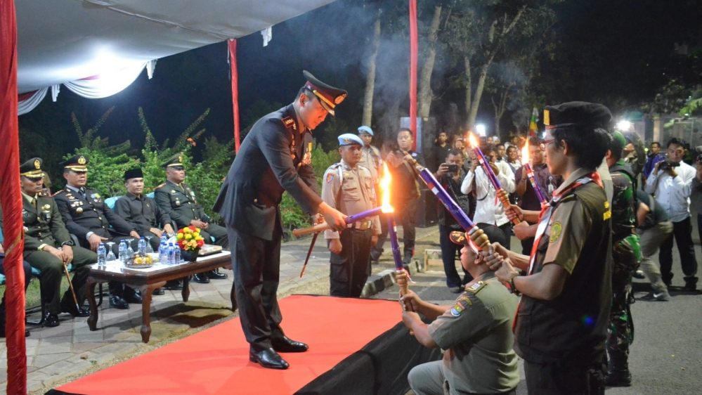 Kapolresta Tangerang: Taptu untuk Bangkitkan Semangat Perjuangan