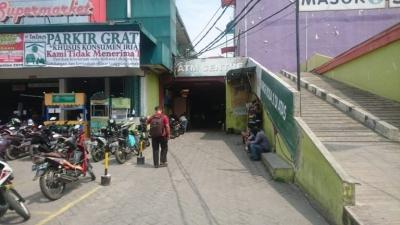 ATM Swalayan Irian Market Dirampok, Rp 400 Juta