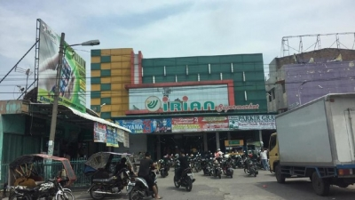 Perampok di Depan Irian Supermarket Medan Ditangkap