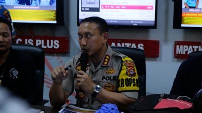 Polresta Tangerang Bekuk Pelaku Perampokan Toko HP Cikupa