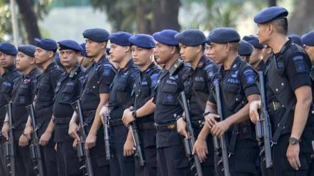 Polda Sumut Mengirim 500 Personel Brimob ke Papua