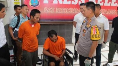 Polrestabes Medan Ungkap Kasus Perampokan Alfamart