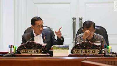 Jokowi: Kita Lalai Soal Kebakaran Hutan