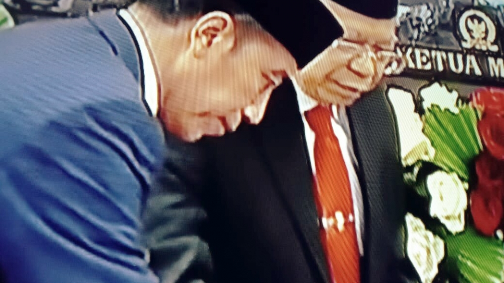 Kabinet Jilid ke II, Jokowi Pilih Menteri Berkualitas Mampu Tingkatkan SDM