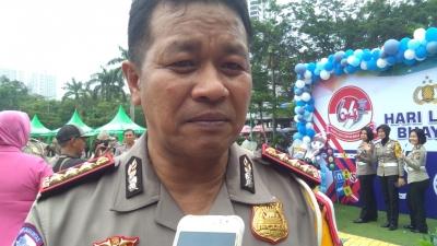 Nggelar Hari Jadi Polisi Lalu Lintas (Polantas) ke-64