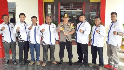 kapolres Pelabuhan Belawan Kunjungan Silaturahmi SPB