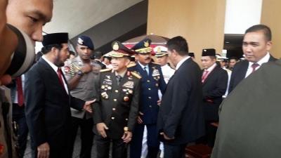 Ditanya Soal Situasi Keamanan Nasional, Ini Kata Kapolri dan Panglima TNI