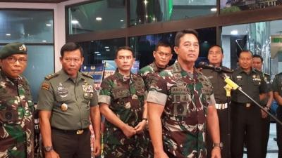 Fakta Lengkap Tiga Anggota TNI Dicopot dan Ditahan Gara-gara Istri Hujat Wiranto di Medsos