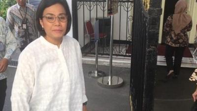 Sambangi Istana Jelang Pengumuman Kabinet Jokowi, Inilah Daftar Prestasi Sri Mulyani