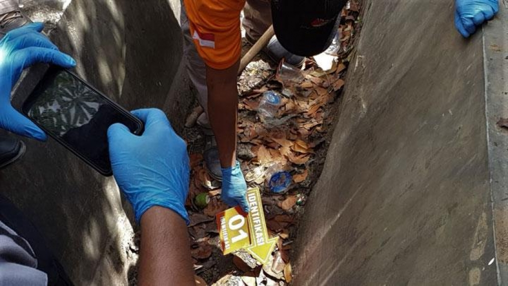 Polisi Tersangka Penembakan Randi Ditahan di Bareskrim Polri