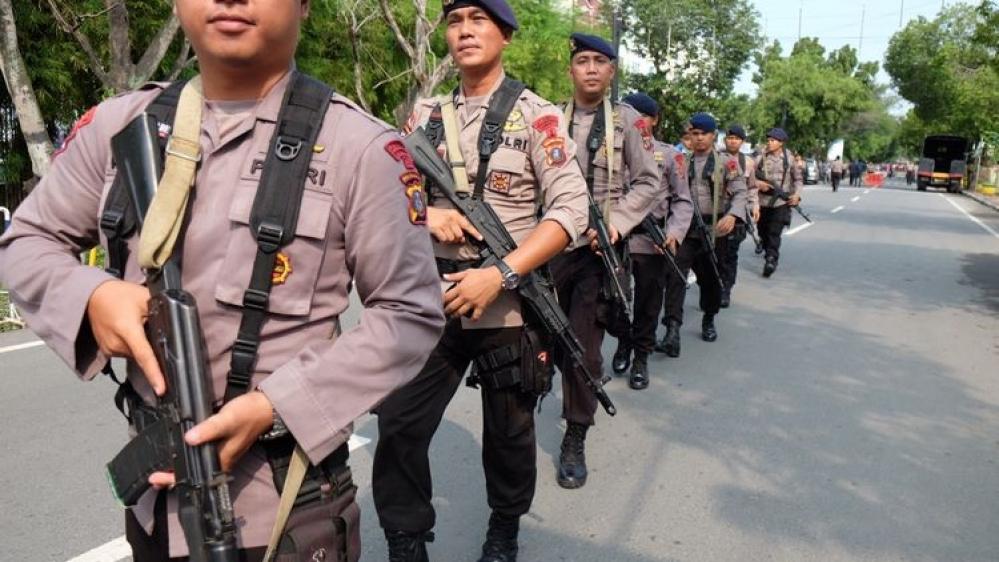 Polri Mengonfirmasi Ledakan di Polrestabes Medan akibat Bom Bunuh Diri